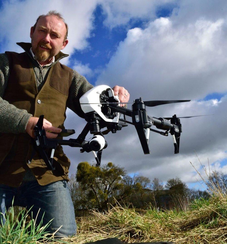 Adam Stanford of SUMO Aerial-Cam