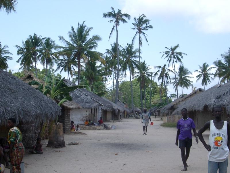 Guludo village street.JPG
