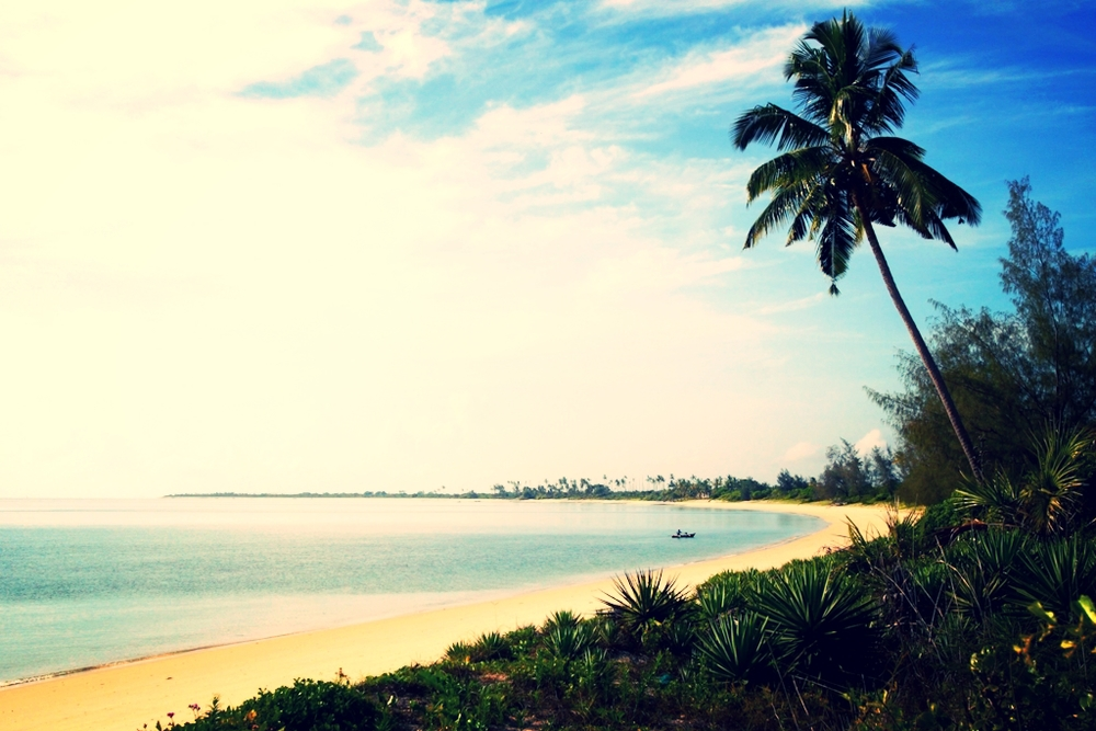Guludo Bay