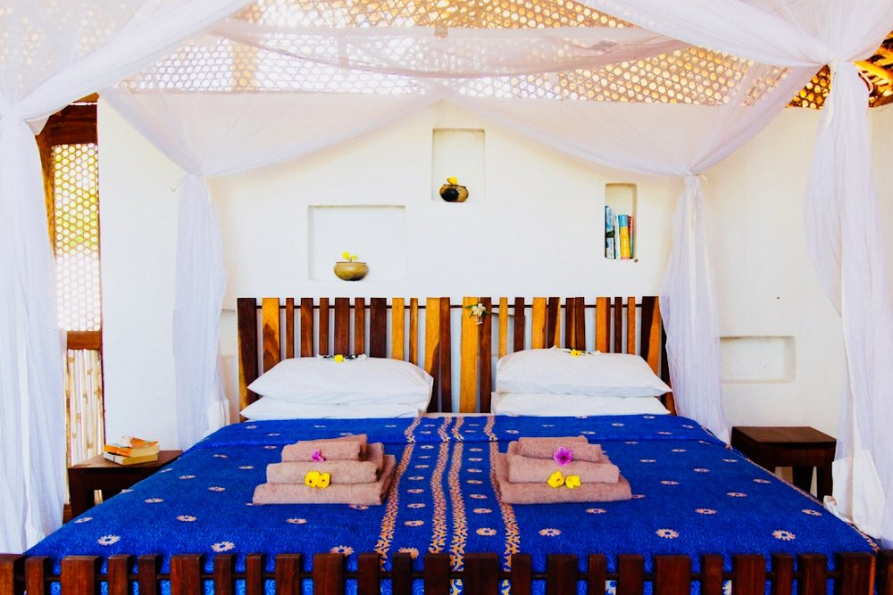 Beach Accommodation Mozambique