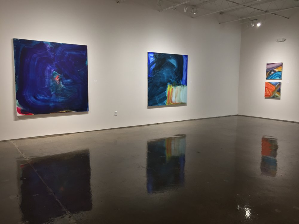 'moving through' at Hathaway Contemporary, March 18 - May 31, 2017