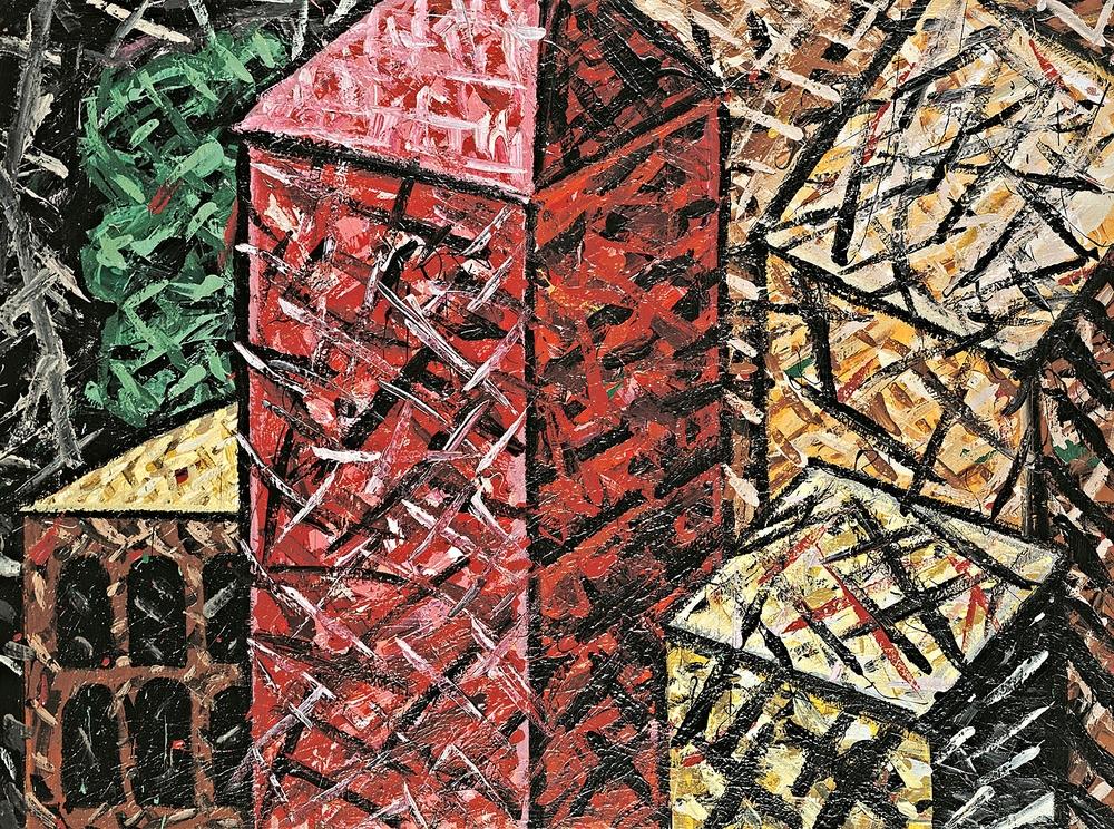 Die Werkstatt des Bildhauers 20, 1996/98/99