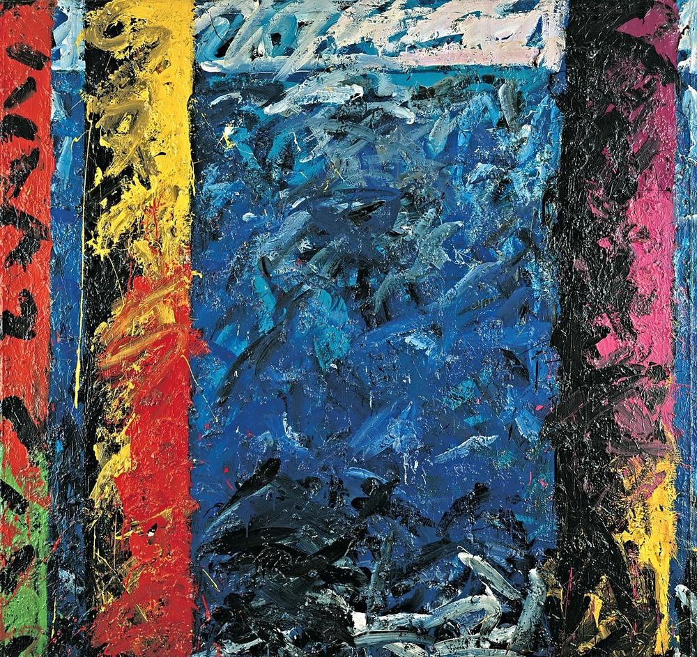 Konstruktive Elemente 13 (Die Ruinen von Neros goldenem Haus 4), 1992