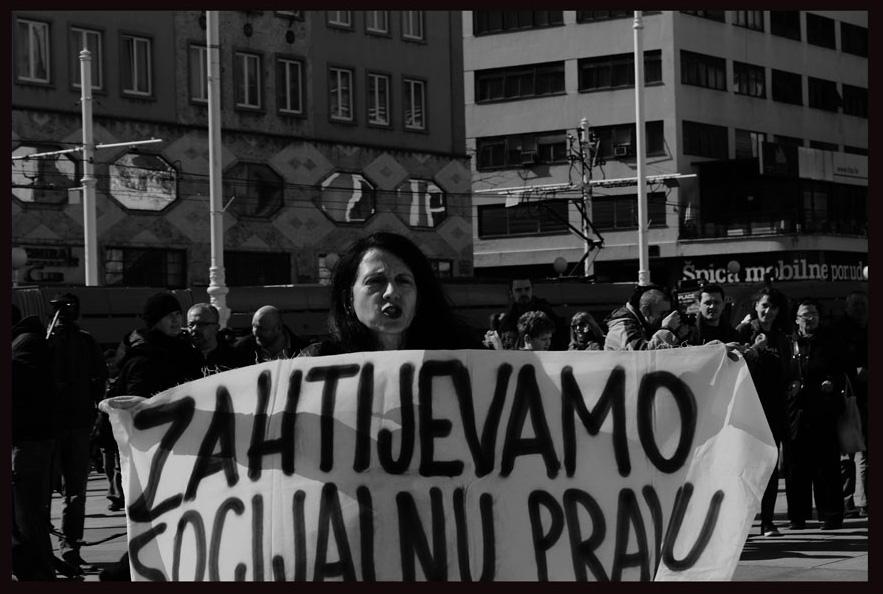 Magdalena Rikanović – Umjesto cvijeća—posao i plaća (1/2)