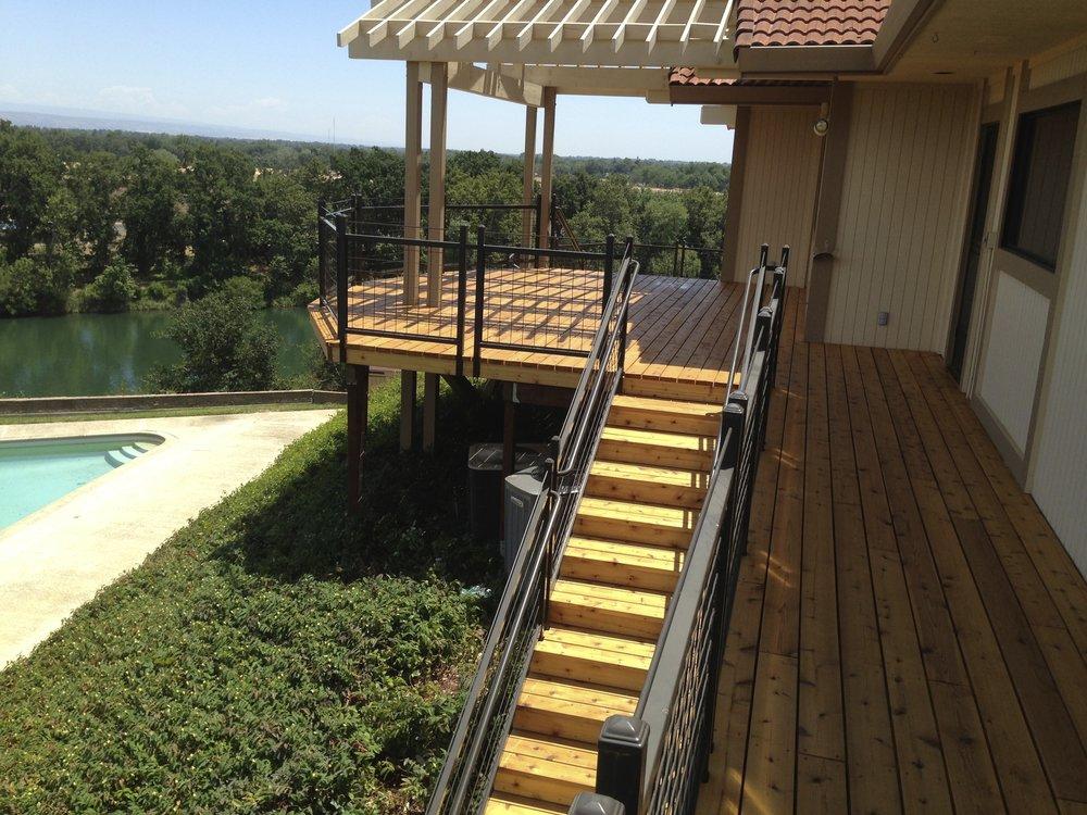 Deck Replanking