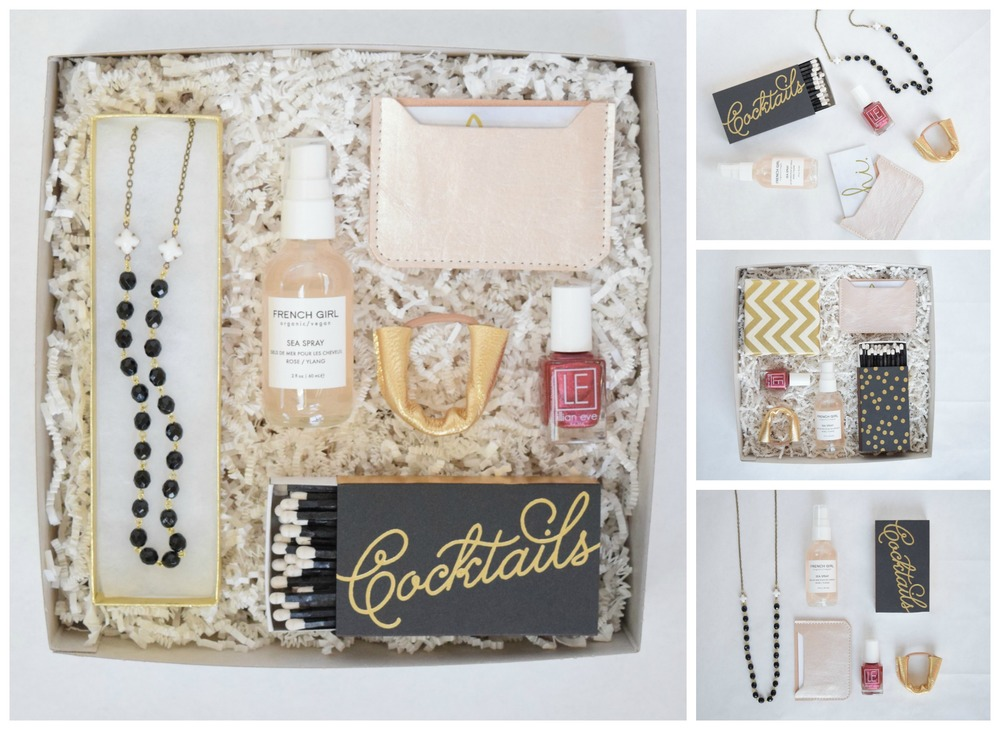Aster Market Night Out Gift Box