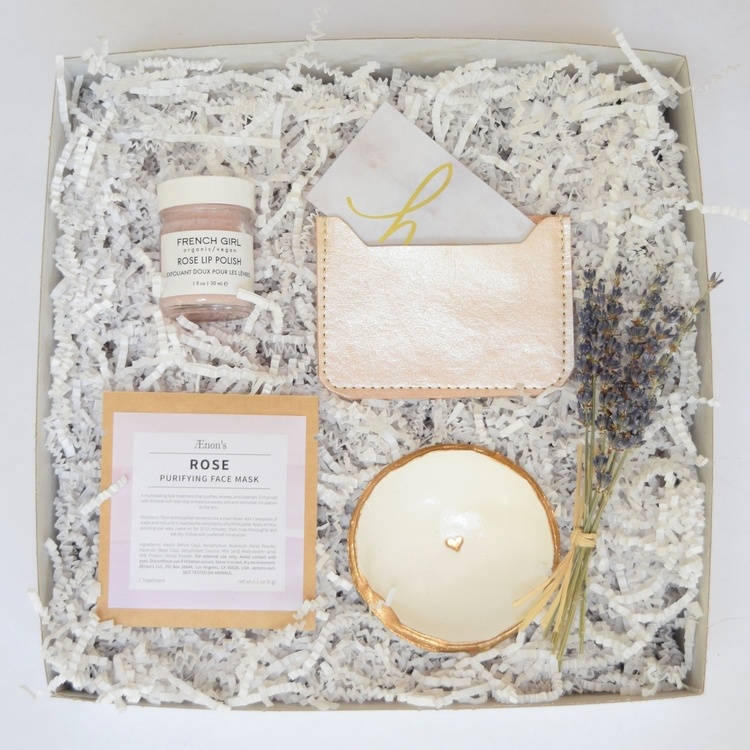 Blush Gift Box - Aster Market