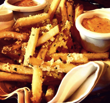 French fries with other delicious things on them are also good.
