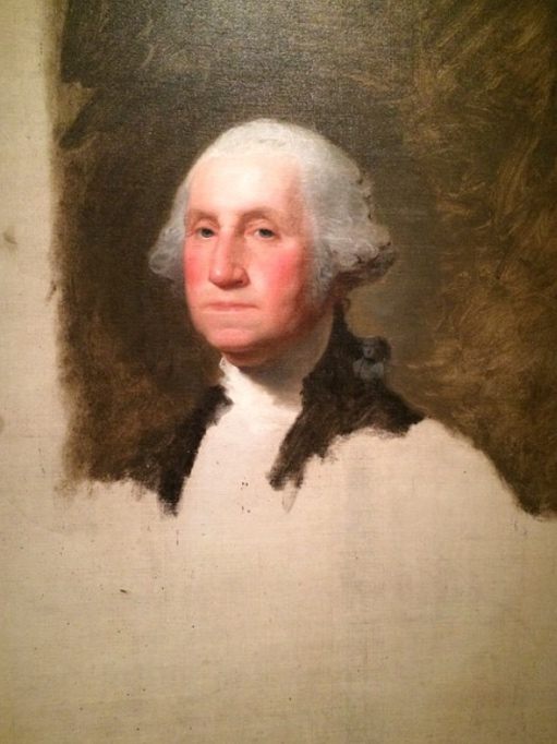 George Washington: Founding Father, Nutritional Visionary.