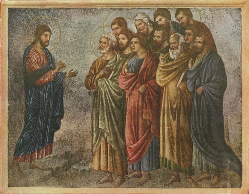 Jesus-and-the-Apostles-by-Duccio-DiBuoninsegnaca