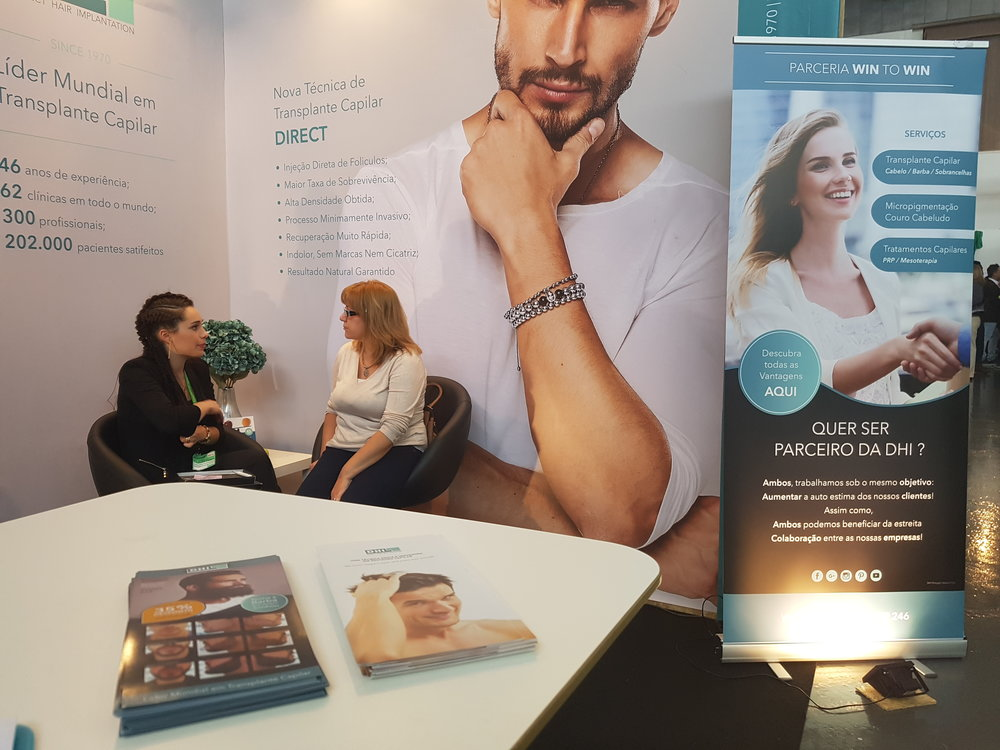 DHI PORTUGAL - TRANSPLANTE CAPILAR - IN BEAUTY 2016