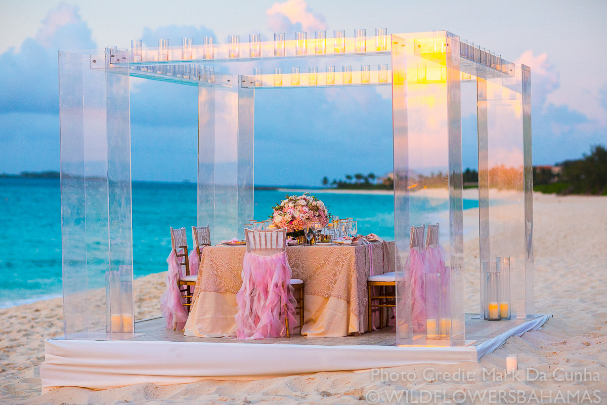 Wildflowers Events Occasions - Bahamas
