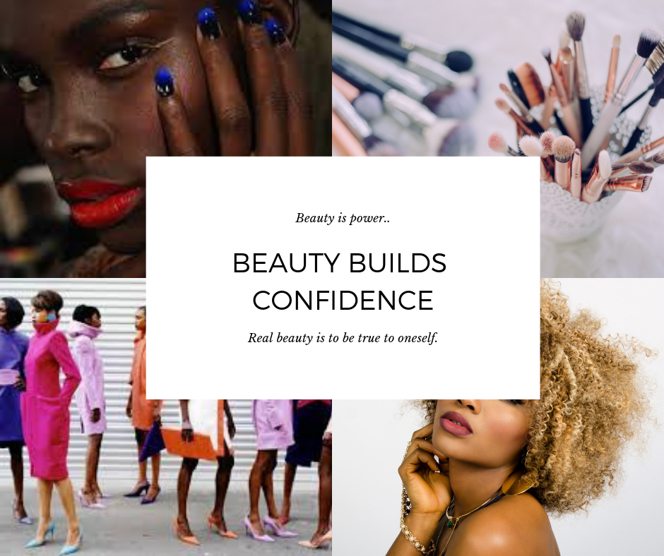 Beauty Builds Confidence/ Noelle Images