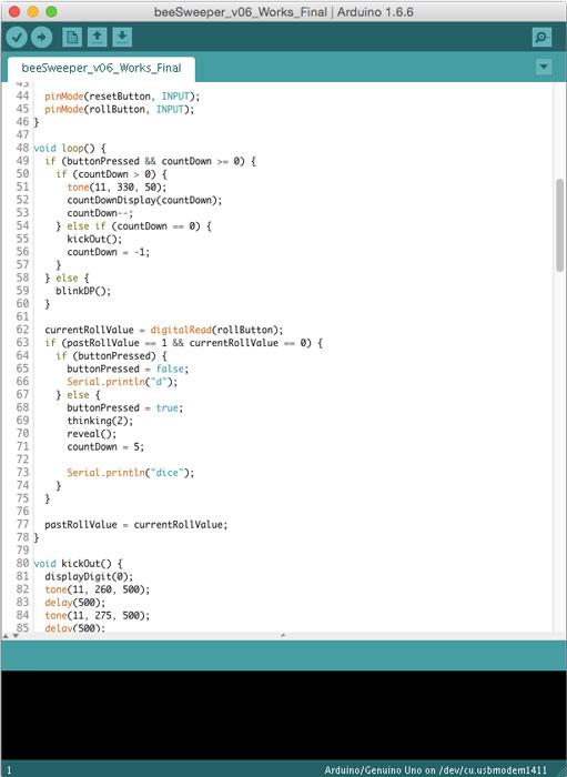 HiveHunt Controller Arduino Code