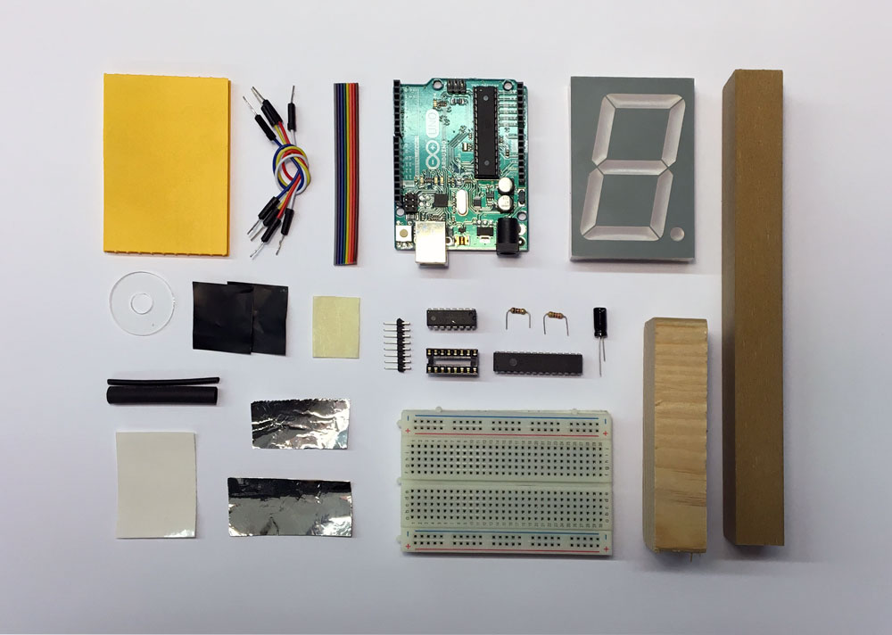 High Fidelity Prototype Components