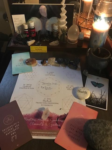 Jessica Valor Eclipse Altar