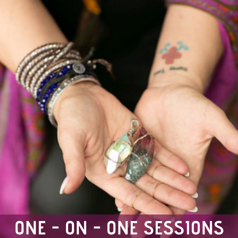 In these intimate sessions, you receive guidance from Spirit and myself drawing upon Energies that empower you. You will gain resources and learn how to connect with your intuition to remove blocks so you Thrive!  All the things…(cards, crystals, talk therapy + Angels)  Relax. Unwind. Feel Amazing.