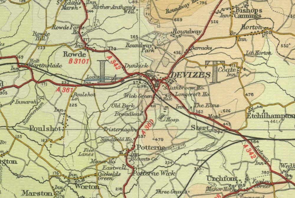 Devizes, Wiltshire