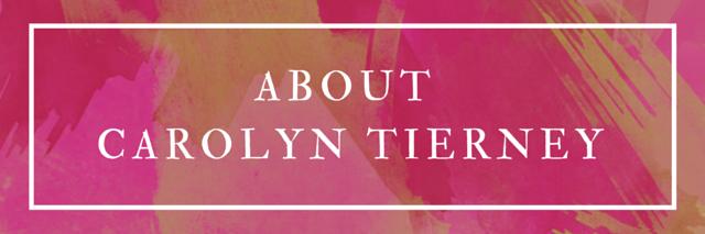 about Carolyn Tierney