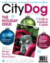 city dog (holiday 2007) Check out bentley B featured in the Jingle Bell Rock / Fashion Hound spread.