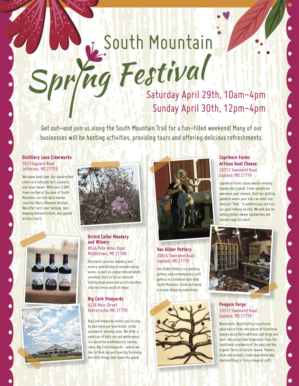 South Mountain Spring Festival