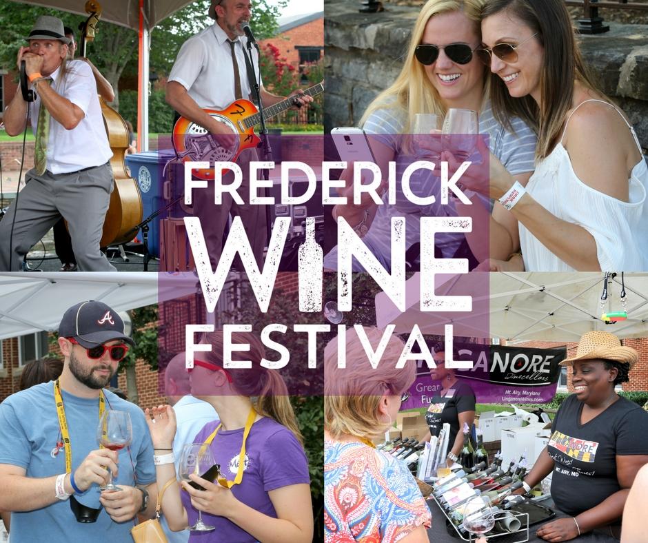 Frederick Wine Festival