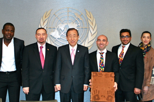 Ban Ki-moon endorses UN International Day of Happiness