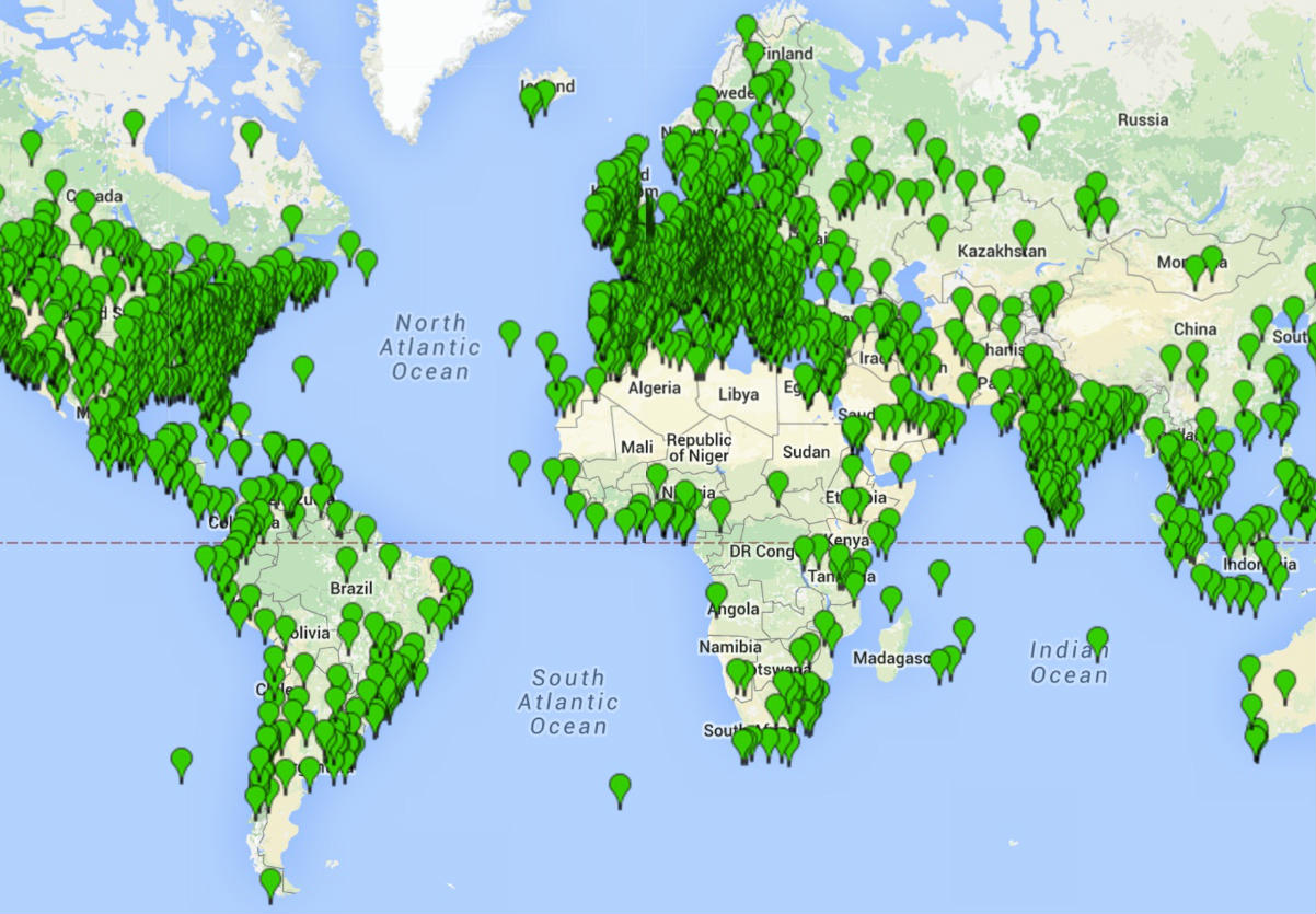 International day of happiness 20 march member map onlineg publicscrutiny Gallery