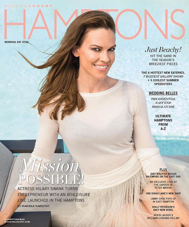 Thanks @hamptonsmag Looking forward to a great summer!!!