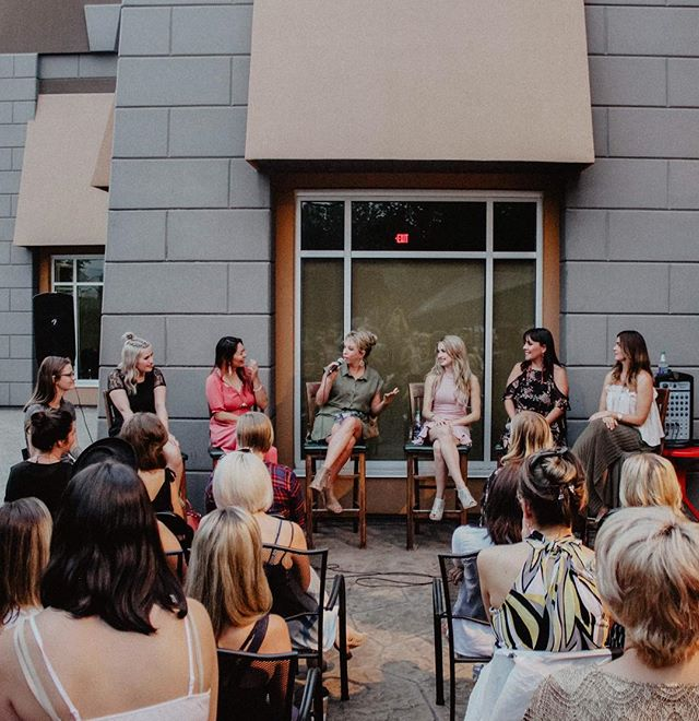 On Friday, I was blessed with the opportunity to sit as a VERY PROUD MOTHER in the audience at the @wildfire_women event. My lovely daughter (@shanelle.connell) was invited as a panelist speaker to ignite a #kelownasisterhood along with all the other genuinely beautiful women speaking along side her. 🌼 I got to see her share her wisdom at only 22 years, and I got to LEARN magnificent stories that the other ladies on the panel shared. ————— Being in my 50s now, I have lived quite a full life. But this event opened my eyes to others lives and their vulnerabilities. It strengthened my love for people even more, as I watched how much these women pour out because of their love for others. I also got to MEET some beautiful ladies in the audience and made connections that I hope to continue on with. Everyone at this event was truly stunning inside and out... and it makes me happy to say that my daughter has found the kind of people that I have always hoped to see her flourish with in life 💕