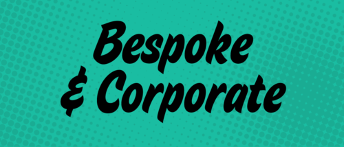 Bespoke Workshops  We can provide bespoke workshops tailored to your individual requirements. We also offer corporate workshops focusing on boosting confidence, presentation skills, teamwork, personal development and improving writing and editing skills.
