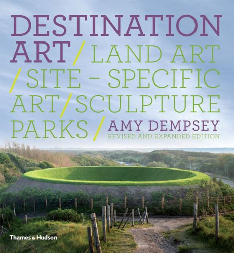 Destination Art - First published in 2006, Destination Art remains the only illustrated guide to modern and contemporary art sites outside the confines of museums and galleries. Revised and updated in paperback, the book profiles more than 200 of the most important contemporary art sites around the world, including four new sites in Tennessee, Norway, China and Scotland. From massive land and environmental works to extensive sculpture parks, some of the most crucial and popular international artists are profiled, from Henri Matisse, Anoni Gaudí and Constantin Brancusi to James Turrell, Antony Gormley and Olafur Eliasson. Buy: UK US.