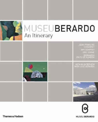 Museu Berardo: An Itinerary by Jean-François Chougnet (Author), Amy Dempsey (Author) Published to celebrate the opening of the Museu Berardo, a major new museum of contemporary art in Lisbon, Portugal, this sumptuous volume features nearly seventy works from the Berardo Collection, one of the most important private collections of modern and contemporary art in the world. Seven thematic chapters accompany the illustrations, which include works by some of the greatest names in modern art, including Picasso, Francis Bacon, Piet Mondrian, Bruce Nauman, Marcel Duchamp, Roy Lichtenstein and the Chapman brothers. Buy: UK US
