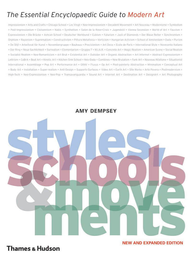 Styles, Schools and Movements is the bestselling guide to the major modern developments in Western painting, sculpture, architecture and design. This new edition includes three new chapters on Art Photography, Destination Art and Design Art as well as thorough updates and revisions throughout. A foldout timeline shows at a glance how the evolution of art corresponds with historical events, providing a thorough overview of the whole period. Listings of major international collections and carefully selected suggestions for further reading are given for all the main entries, and the comprehensive index features over 1,000 artists, architects, designers, impresarios, critics, collectors and champions of modern art. Buy: UK US