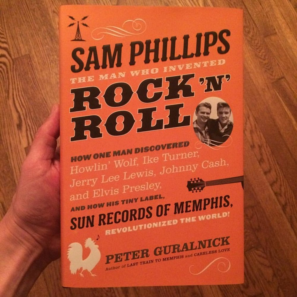 Sam Phillips biography by Peter Guralnick