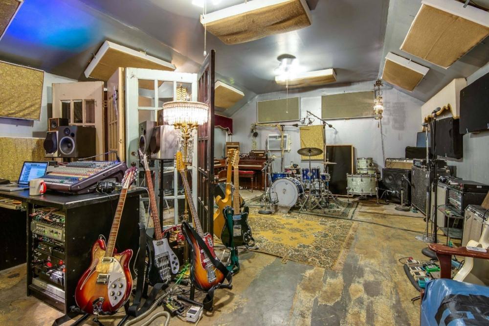 5 & Dime Recording in Memphis, TN.