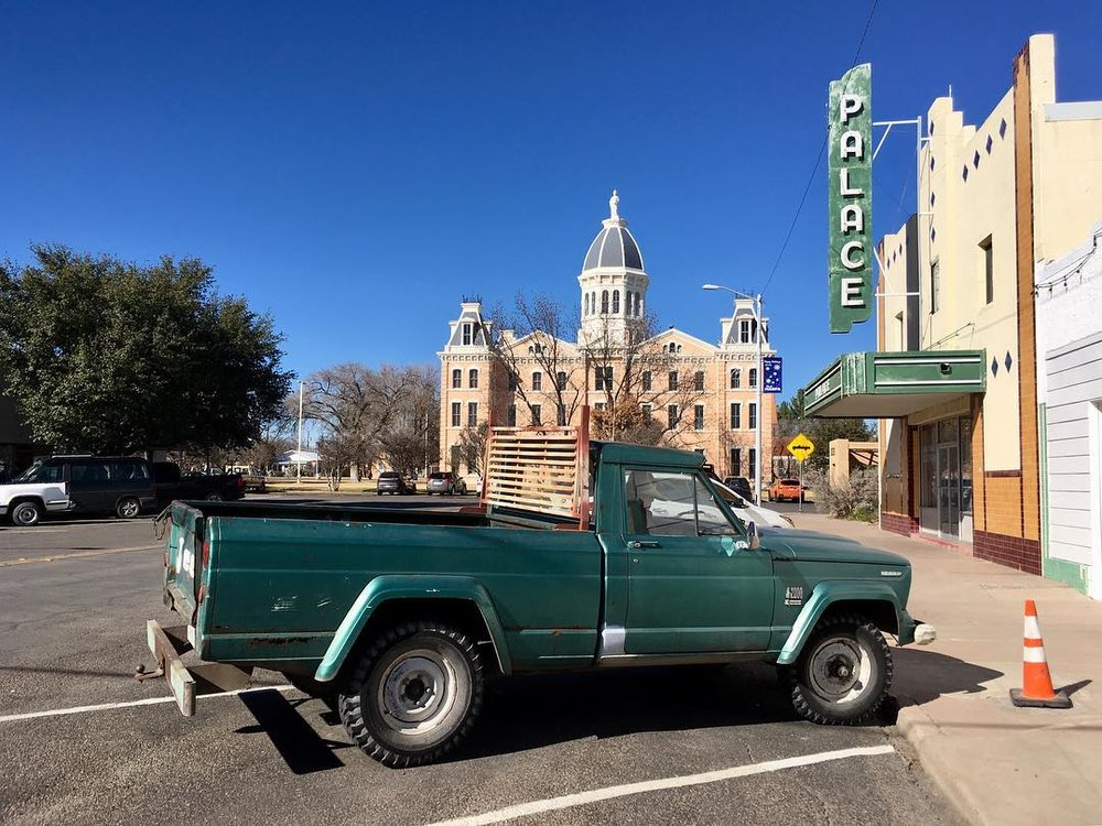 Downtown Marfa
