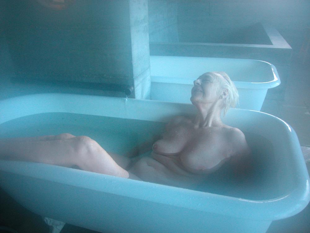 Woman Bathing, Big Sur, California (1998)