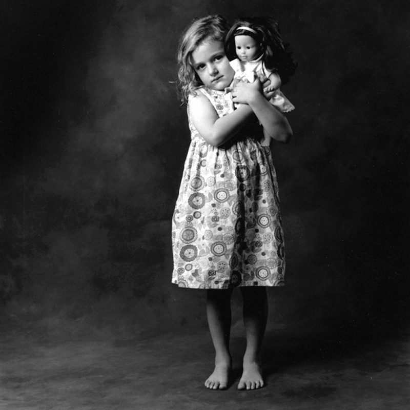 Girl with Doll (2008)