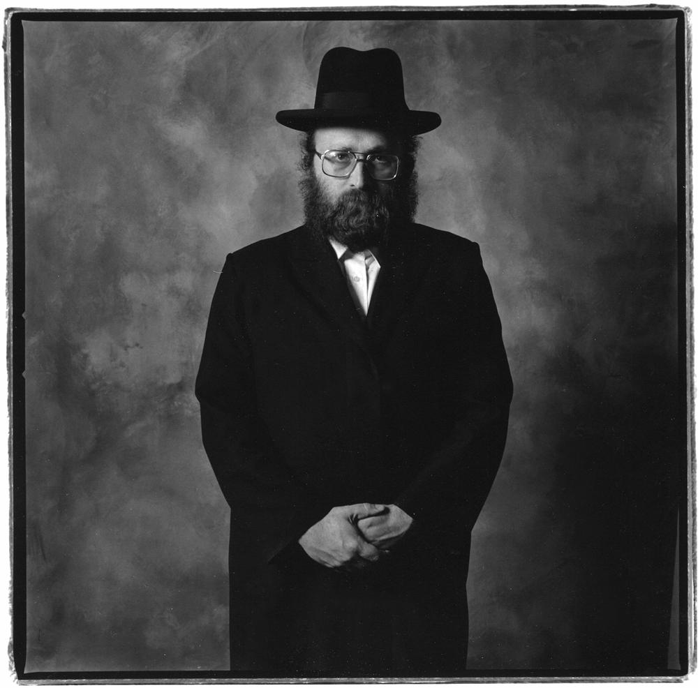 Hasidic Rabbi (1988)