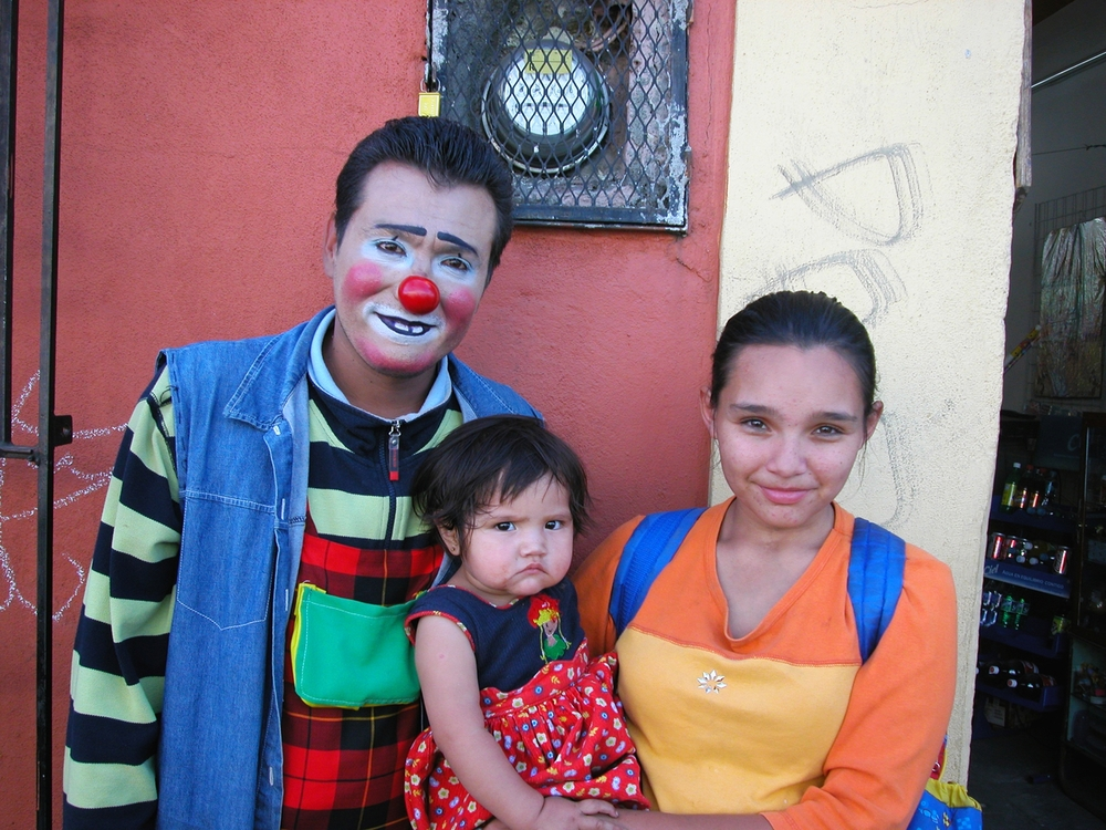 Mexican family (2008)