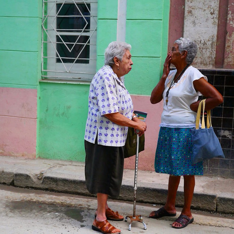 Big News, Old Havana (2015)