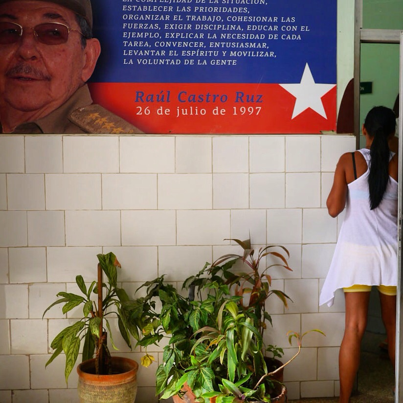 Raul is Watching, Havana, (2015)