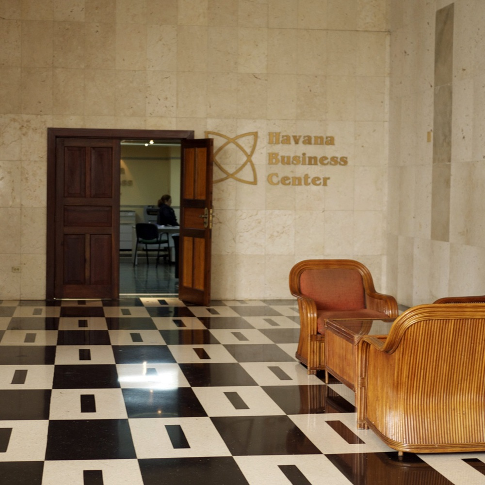 Open for Business, Habana Libre Hotel, (2015)