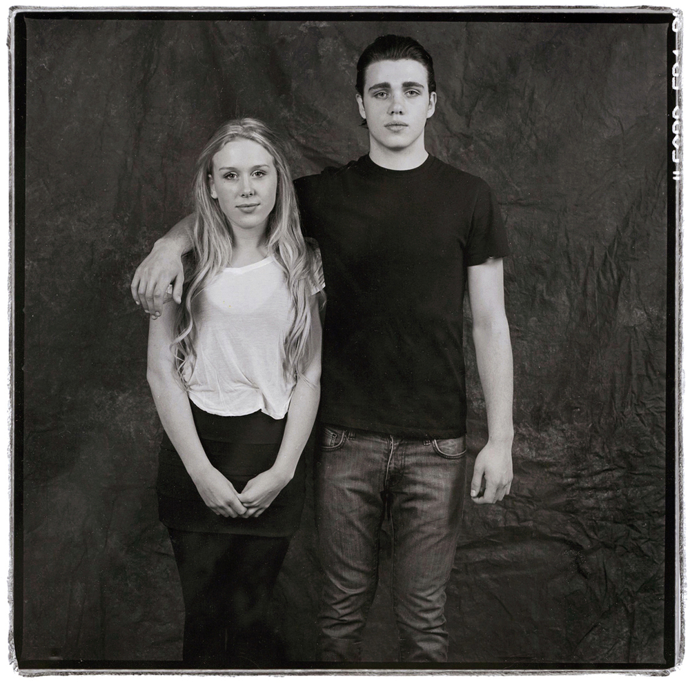 Teenage Couple (2013)