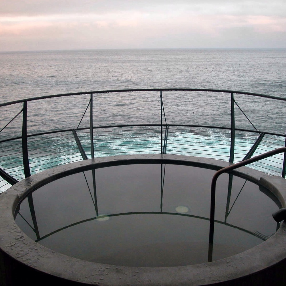 Hot Tub, Esalen Institute (1998)