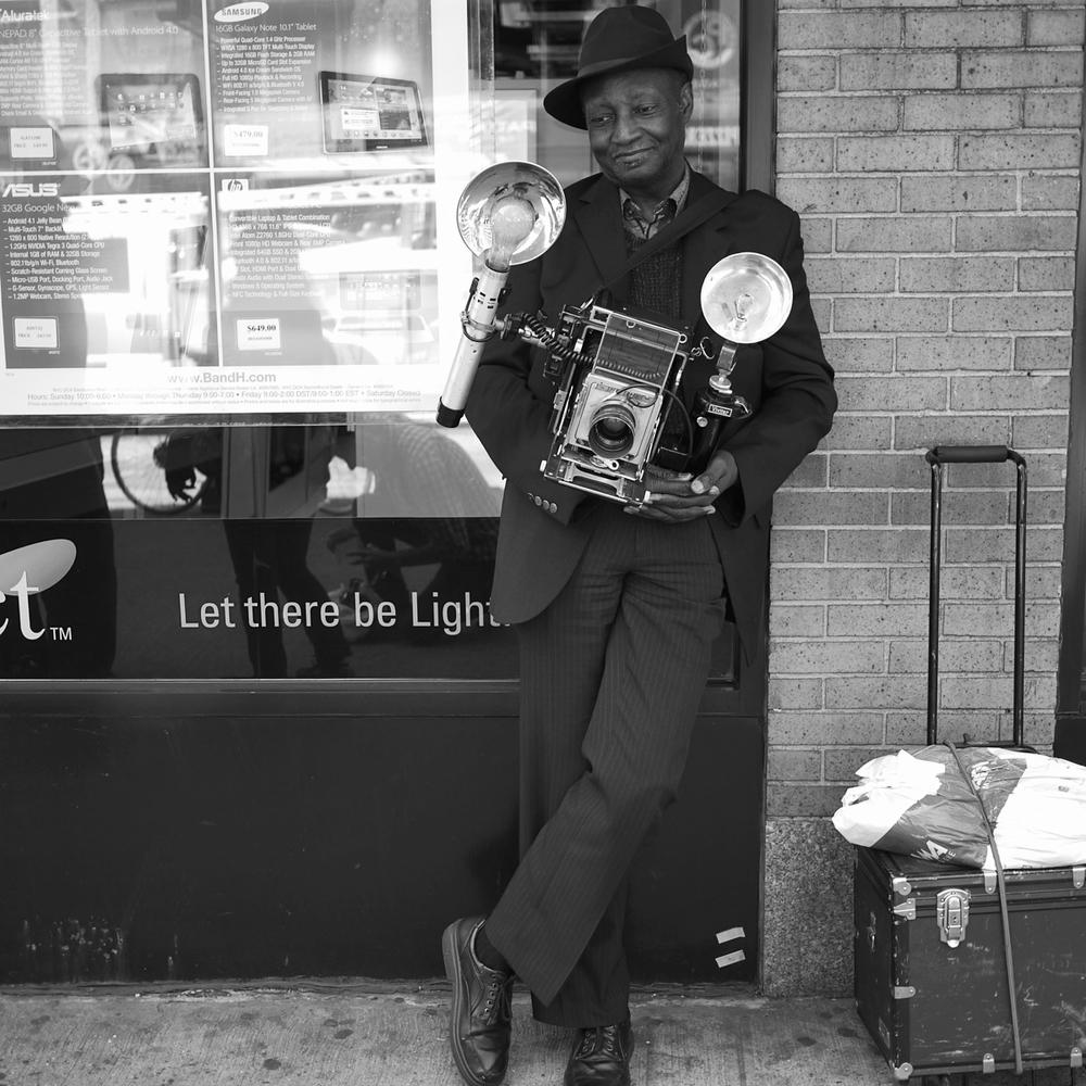 Photographer, NYC (2012)