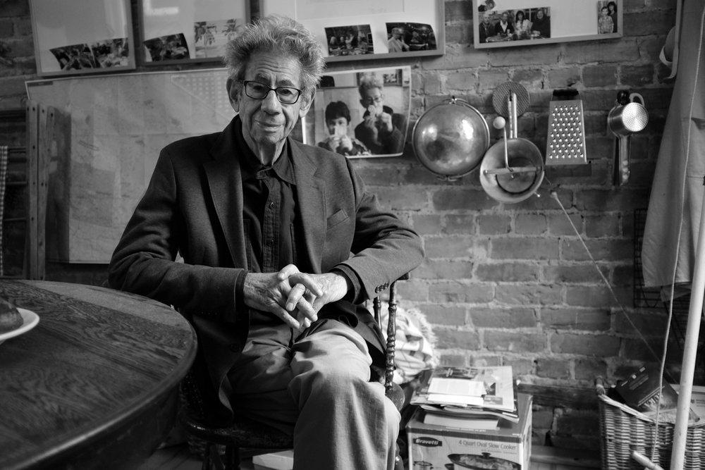 Photographer Gabor Szilasi, Montreal (2018)