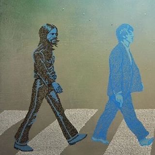 Check out Abbey Road by @kiraleeart through the link in our profile. It's for sale now!