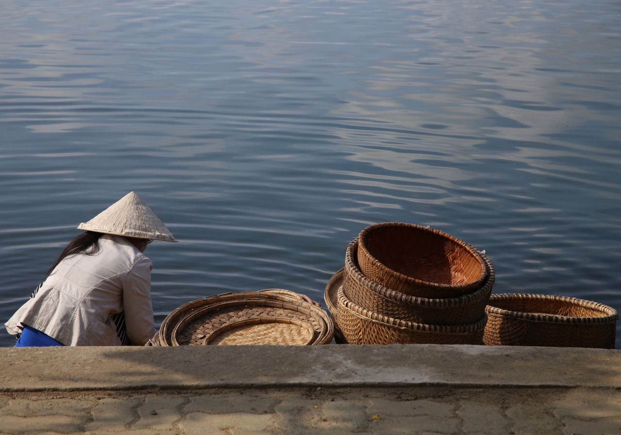 Hoi An baskets